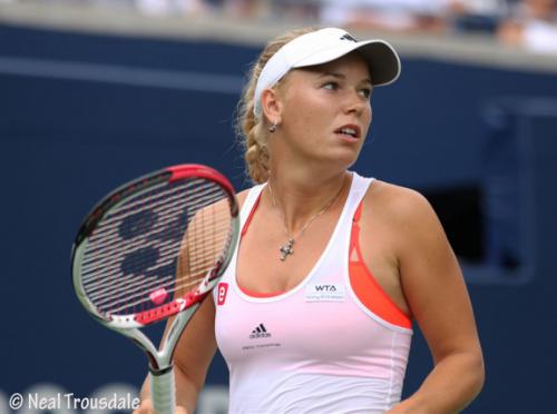 Caroline Wozniacki (Denmark)