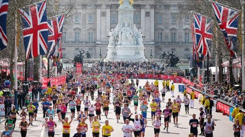 The London Marathon