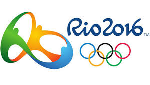 The logo of the Rio 2016 Summer Olympic Games