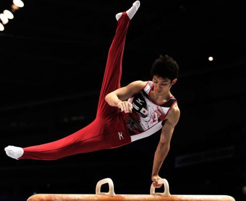 Tanaka Kazuhito of Japan