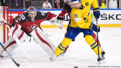 Sweden beat Canada to the 2017 Men's Ice Hockey world title, the last tournament in the snow & ice season