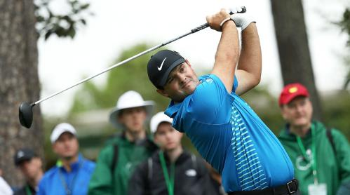 Patrick Reed (USA) swings his way to victory in the Augusta Masters
