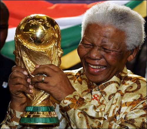 Nelson Mandela and the FIFA World Cup