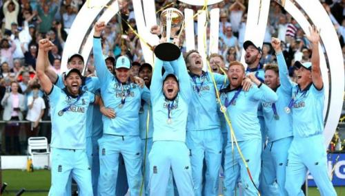 England won the Cricket World Cup after a thrilling final against New Zealand