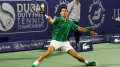 The current world no.1 one Tennis player, Novak Djokovic of Serbia – pic.: Charles Wenzelberg