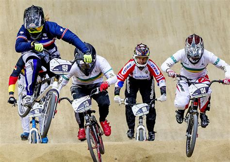 France leads the pack at the 2021 BMX World Championships