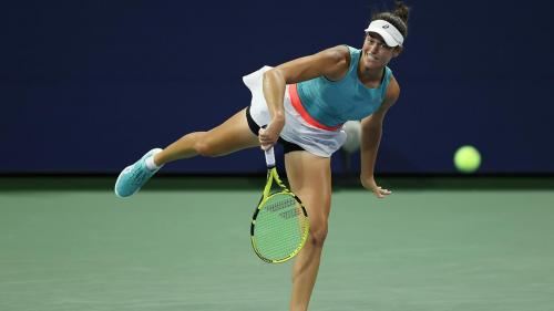 Jennifer Brady (USA) reached the semi-finals of the 2020 US Tennis Open