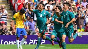 Mexico beat Brazil to clinch Olympic gold in London