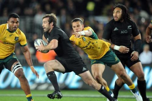 New Zealand were too strong for Australia in the 2015 Rugby World Cup final