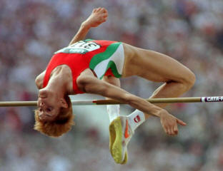 High Jump Technique Greatest Sporting Nation