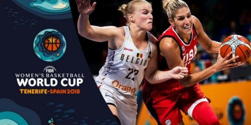 The USA Ladies won the 2018 Basketball World Championships